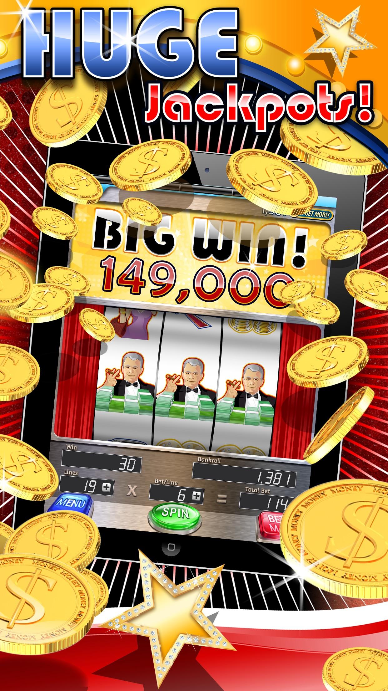 Slot Machine Deluxe Hack