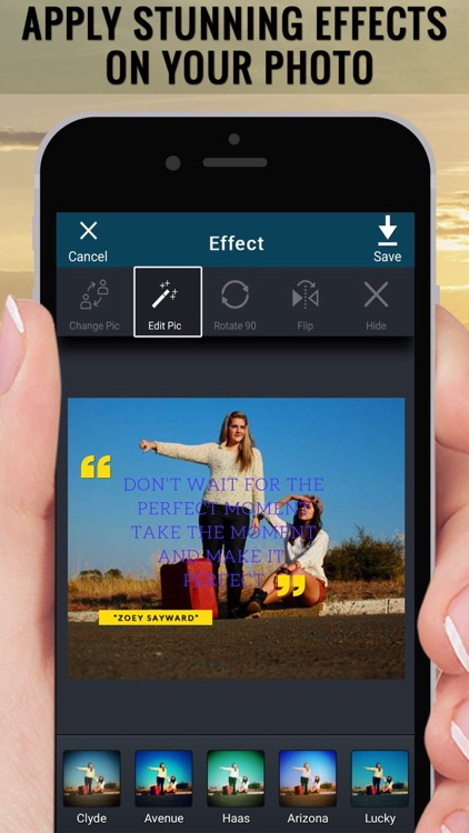 Cover Photo Maker - Cover,Quotes & Post For Facebook and social apps screenshot-4