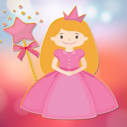 Fairy Tale Princess Coloring Books For Kids and Family Free Preschool Educational Learning Games