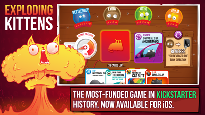 Exploding Kittens® - The Official Game app image