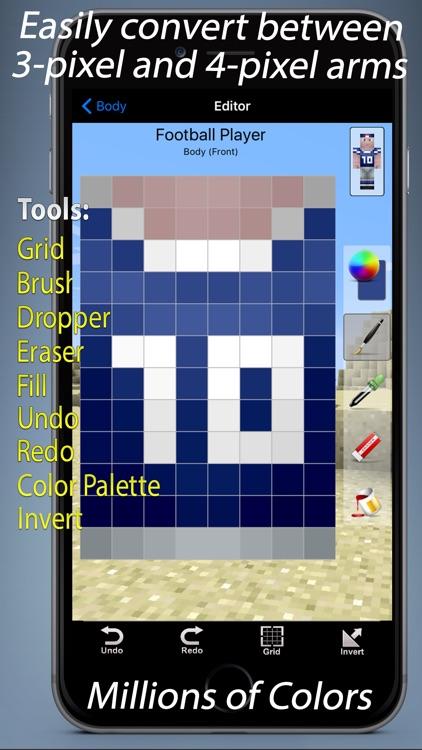 Skin Designer for Minecraft