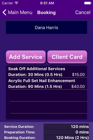 Nail Tech Manager screenshot 4