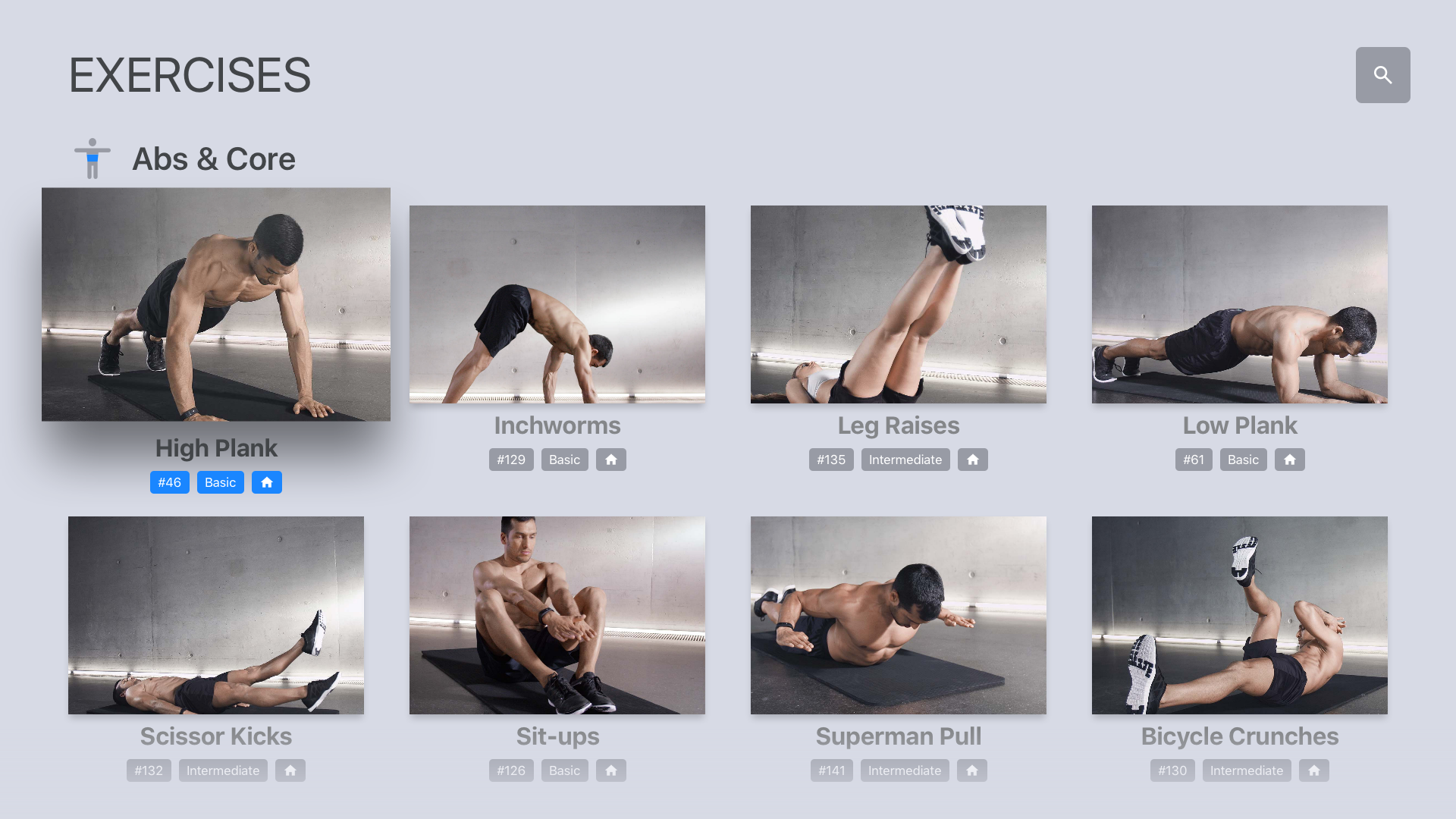Runtastic Results: Strength & Fitness Workout screenshot 20