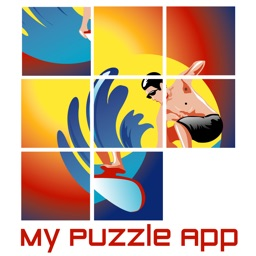 My Puzzle App - Create puzzles of your family or friends and share it with them