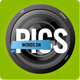Words on Pics FREE - Photo Captions (Text) & Thought/Speech Bubbles