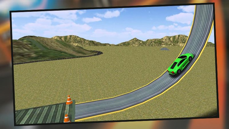Traffic Racer Rush. Real Car Rider Highway Road 3D