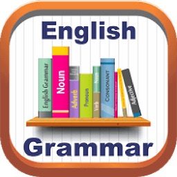 Learn English rules with fun quiz (no internet needed)