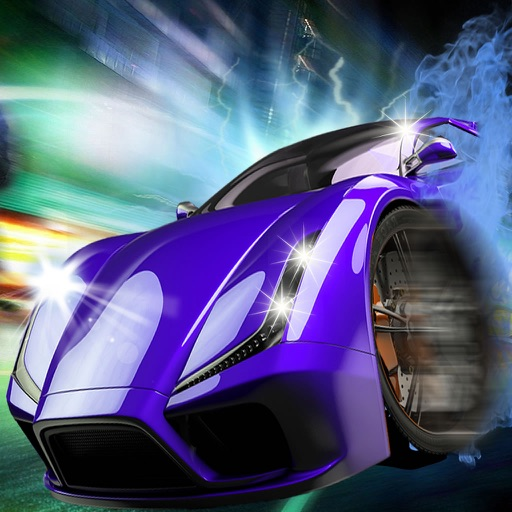 Burn Highway Race Rubber - Real Speed Xtreme Car Game