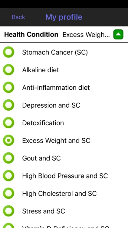 Stomach Cancer screenshot-1