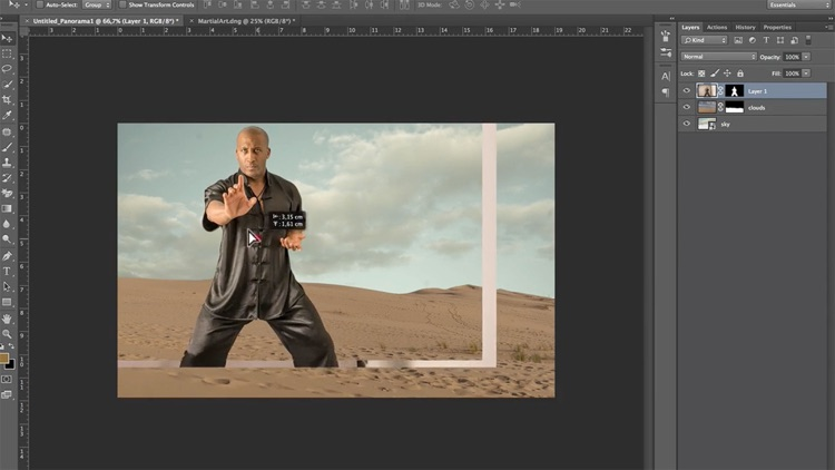 Learn How to Retouch Special Effects in Photoshop CC Edition screenshot-0