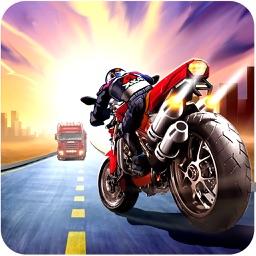 Moto Traffic Rider 3D