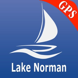 Lake Norman GPS Nautical charts