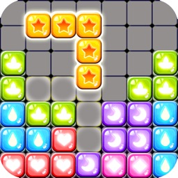 Classic Candy Block Puzzle - A Fun And Addictive 10/10 Grid Game