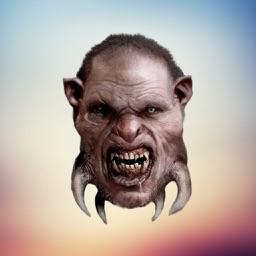 Werewolf Camera Photo Booth - Vampire Photo Effect