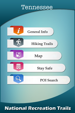 Tennessee Recreation Trails Guide screenshot 2