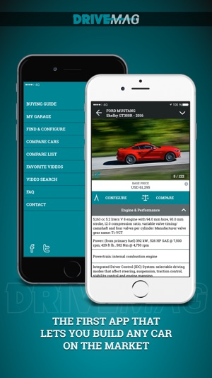 when was first iphone drivemag on the app 2634