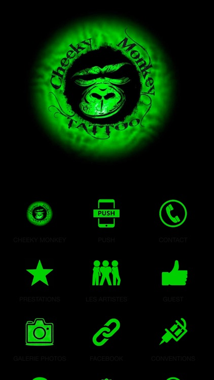 d11b06e187df3 Cheeky Monkey Tattoo by Webmarketing Services