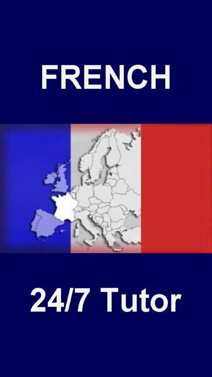 French Vocabulary 24/7 Language Learning