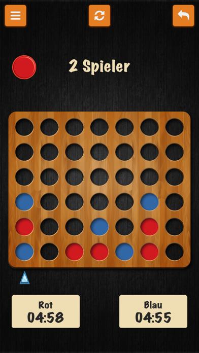 4 Gewinnt Prämie • Klassische Brettspiele screenshot two
