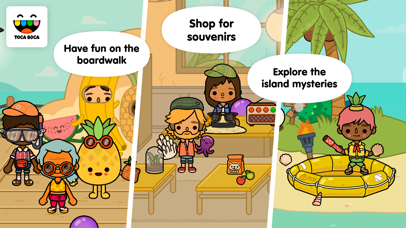 download Toca Life: Vacation apps 0