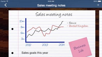 Notebook Pro - Take Notes & Handwriting screenshot three