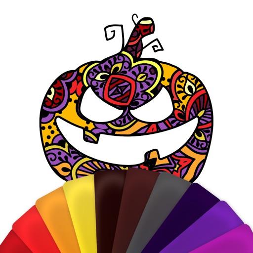 Halloween Enge Kleurplaten.Halloween Kleurplaten Boeken Met Enge Foto S Door Rehegoo Sp Z O O