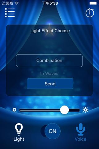 Christmaslight - bluetooth control - náhled