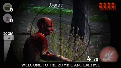 Zombies Battle Shooter 3D Call to Kill Scary Dead Zombie Army screenshot four