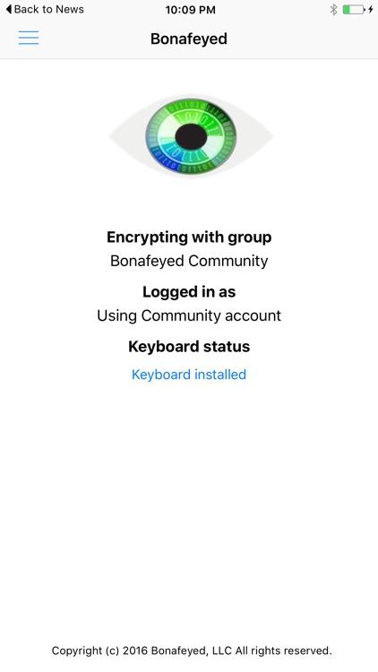 Bonafeyed Keyboard