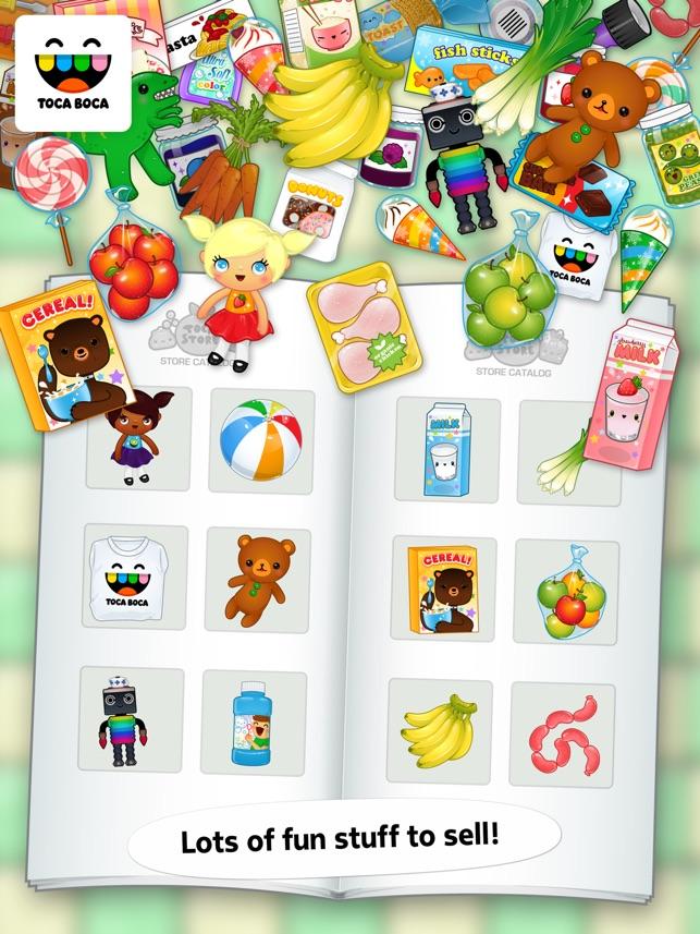 Toca Store Screenshot