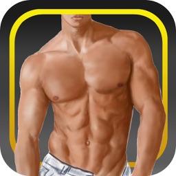 家庭健身-肌肉健身视频教程、腹肌人鱼线、完美胸部,肌肉锻炼指南