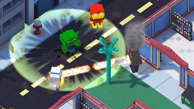 Block Battles: Heroes at War screenshot-3