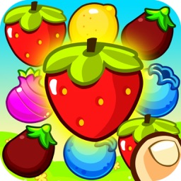 Paradise Fruit Splash: Mania Match3