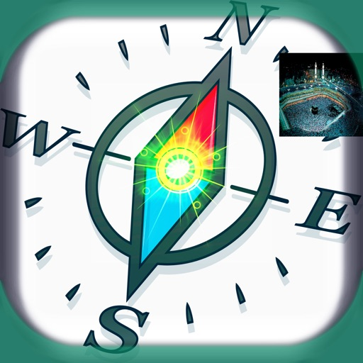 Qibla Compass-Find Направление