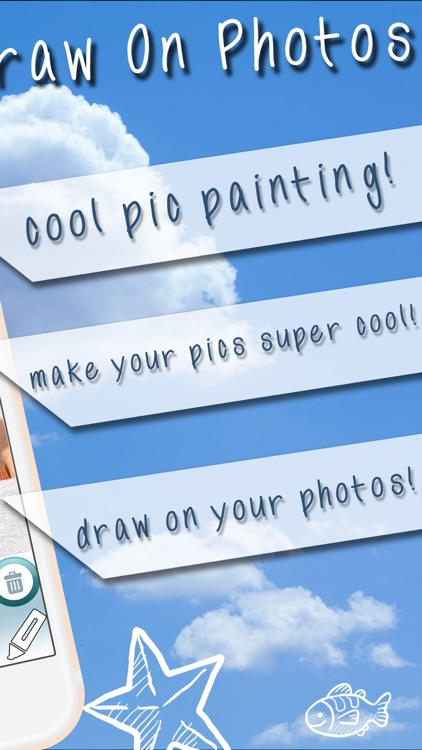 Draw on Photos! – Cool Pics Studio Editor for Add.ing Text to Photo and Drawing on Pictures