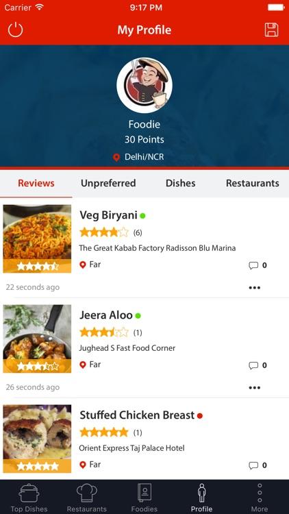 Foodie - Find Best Dishes screenshot-4