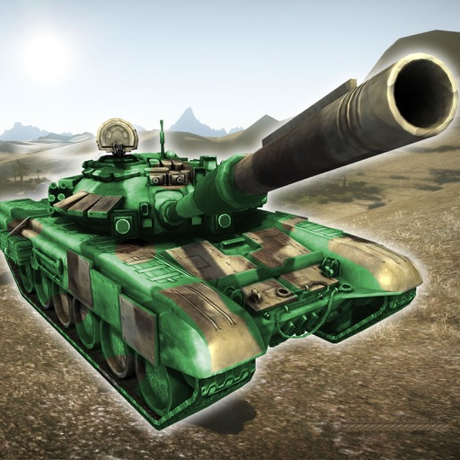 A Tank War Fast - The Best Games Rivals icon