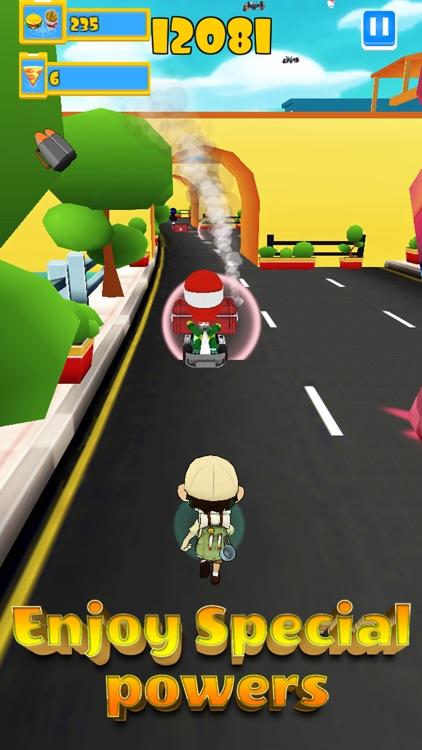 Robot Clash Run - Fun Endless Runner Arcade Game! screenshot-4