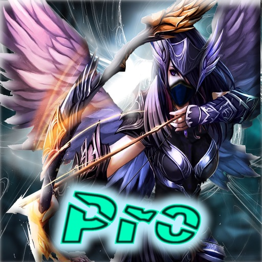 Angry Angel Arrow Dragon Pro - Warriors of Secret Universe Battle icon