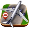 Airplane Flight Pilot Parking Mania Plane on Runway Race Simulator