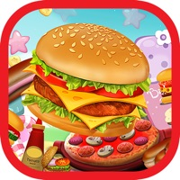 Codes for Cookie Make Berger Match 3-games maker food hamburger for girls and boys Hack