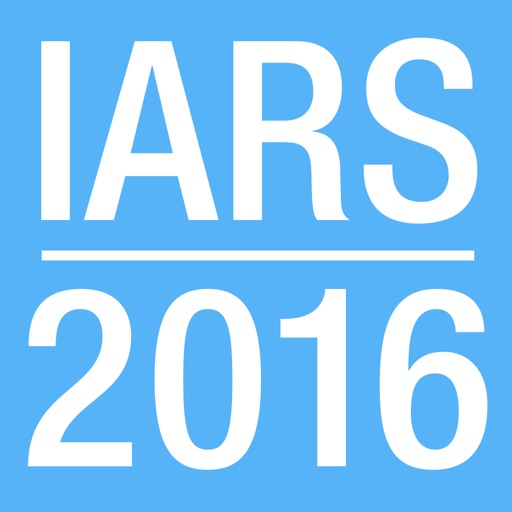 IARS 2016 Annual Meeting icon