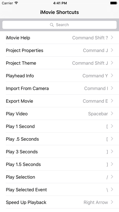 Shortcut: iMovie Editionのおすすめ画像1
