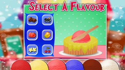 Ice Cream Cake Bakery – Crazy cooking & chef story game for star cooks screenshot three