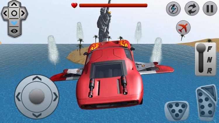 American Flying Furious Racing Car Fever n Rivals screenshot-3