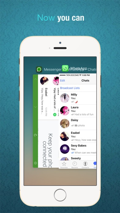 download Dual Messenger for WhatsApp - Chats Pro apps 0