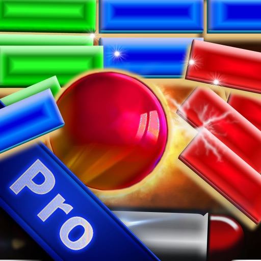 Amazing War Bricks Pro - Ball Blast Game