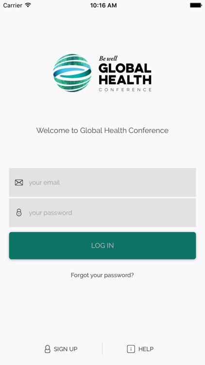 Be Well Global Health Conference