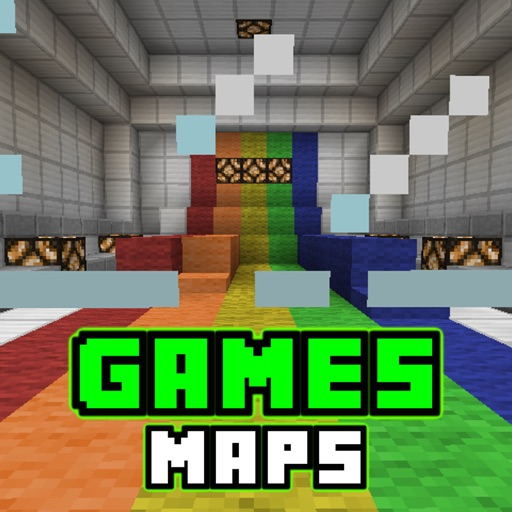 Mini Games Maps For Minecraft PE The Best Maps For Minecraft - Minecraft maps fur ipad