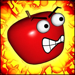 Apple Avengers : Free fun run and jump platform adventure game with super hero fighting fruit